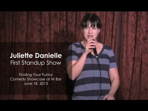 Juliette Danielle - First Time Doing Standup Comedy