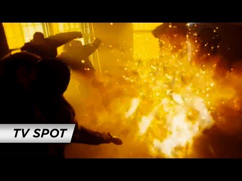 Punisher: War Zone (2008) - 'Reborn' TV Spot