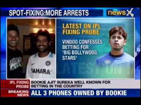 mumbai - NewsX: In a latest on fixing scandal, Mumbai Crime Branch has nabbed two models for their connection with the IPL spot-fixing case. The investigators are slo...