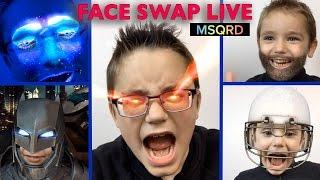 Video ON CHANGE DE VISAGE #2 ! Face Swap Live - Appli MSQRD Masquerade MP3, 3GP, MP4, WEBM, AVI, FLV November 2017