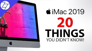 iMac & iMac Pro (2019) - 20 Things You Didn't Know!