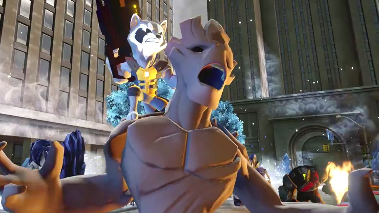 DISNEY INFINITY : TOY BOX 2.0 – Android Trailer #VideoJuegos #Consolas