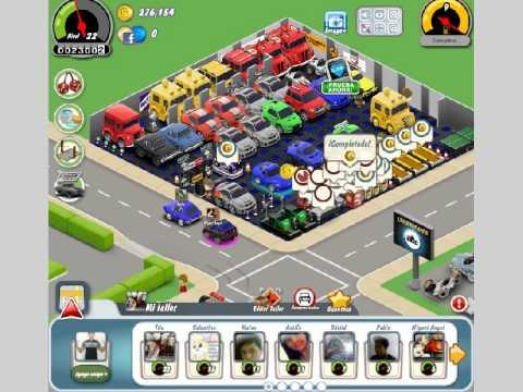 mi garaje de car town y como hakear carros de car town (sin programa)