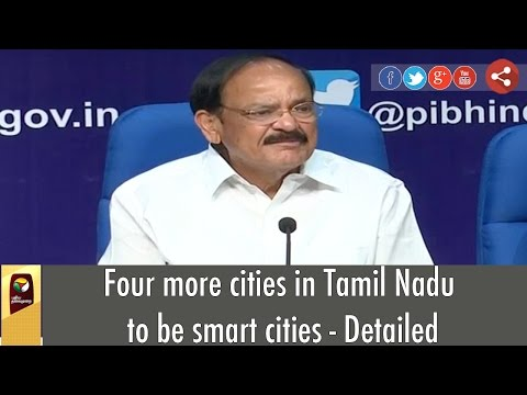 Four-more-cities-in-Tamil-Nadu-to-become-smart-cities