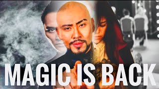 Video MAGIC IS BACK. a Vlog (Setelah The Sacred Riana, Setelah Demian lalu apa?) MP3, 3GP, MP4, WEBM, AVI, FLV Maret 2018