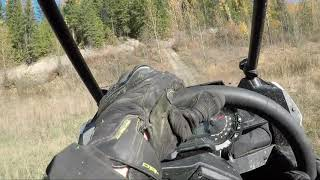 7. Polaris RZR RS1 POV Driven Hard, Partial Review, and Crash!