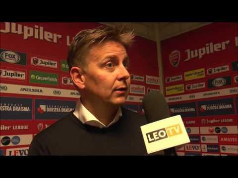 Ard de Graaf over trainerschap SC Cambuur