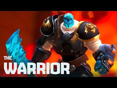 HIGHLIGHTS – Wildstar Warrior Livestream: Gameplay Mechanics, Abilities, Amp System + Talents