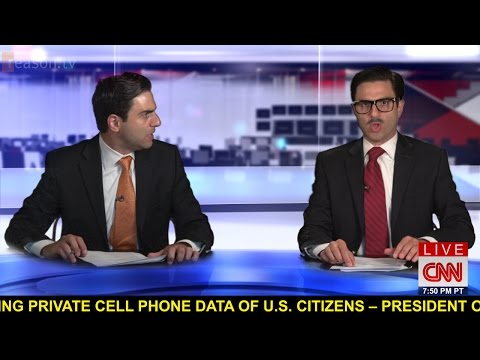 Comedian Perfectly Parodies CNN s Coverage of the