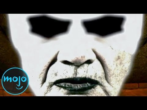 Top 10 Courage the Cowardly Dog Bad Guys