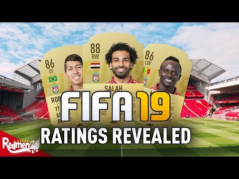 Liverpool's FIFA 19 Ratings REVEALED!