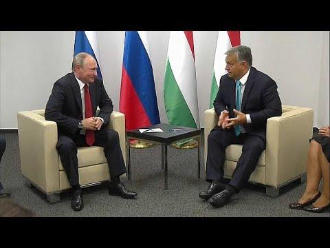 Ungarns Regierungschef Orban trotzt Brüssel und triff ...