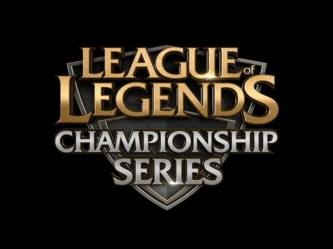 LCS 2013 NA Spring W8D1 (English)