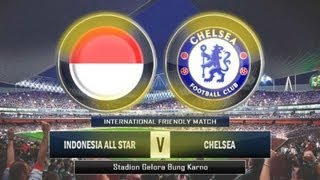 Download Video FC Chelsea vs Indonesia all-stars 25.07.2013 all goals and highlights Челси vs Индонезия Asia Tour MP3 3GP MP4