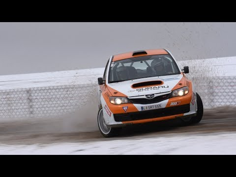ORM Jänner Rallye 2018 Shakedown