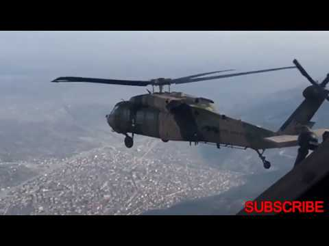 The Sikorsky UH-60 Black Hawk a...