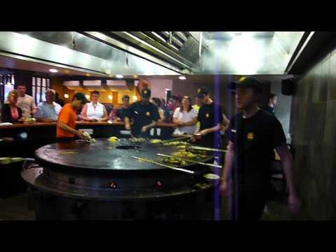 BD Mongolian Barbeque Restaurant in Columbus, Ohio