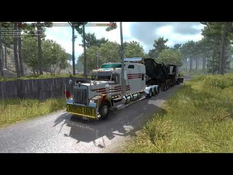 Kenworth W900B Long 1.33.x