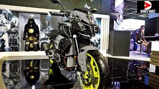 9. Yamaha MT-10 2018 Walkaround Review #Bikes@Dinos