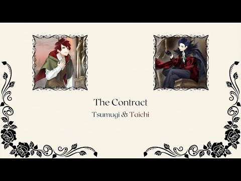 """""""The Contract"""" Lyric Video (Rom/Eng) (Short ver)"""