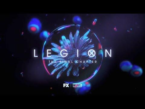Legion Series Finale FX Trailer