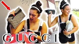 I bought my wife fake gucci and she got so mad!! Never try this at home it went very wrong!!GIVING AWAY $100 IN GIFT CARDS HEREhttps://gleam.io/8GL0M/gamestopxboxpsn-gift-cards-from-legitlooks-and-overtflowMORE DAILY EPISODES HEREhttps://www.youtube.com/playlist?list=PLL_I76GNm_F6drpVNfkeXnSsScJyNVqXG- CRAZY DEALS HERE!!http://www.legitlooksforlife.bigcartel.com- PO BOX (SEND ME SOMETHING)P.O. Box #14043 Zip- 78214 San Antonio, TX- SOCIAL MEDIA (FOLLOW ME)Instagram: https://instagram.com/timtheactorTwitter: https://twitter.com/theactortimSnapChat: https://snapchat.com/add/timtheactormusic by: www.soundcloud.com/engelwoodmusicFor business inquires please contact : LegitBookTim@yahoo.com