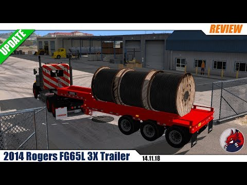 Rogers FG65L 3X Trailer 2014 v1.0 1.32.x