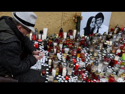 Σλοβακία: Μαφιόζικη εκτέλεση του δημοσιογράφου Γιαν Κούτσιακ
