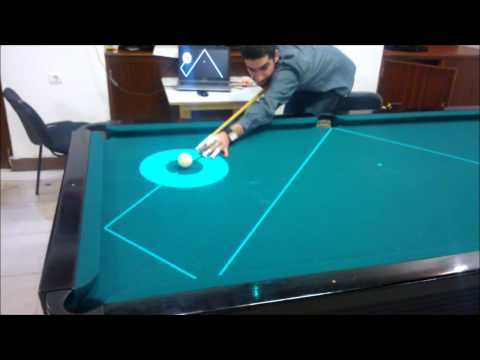 Pool Live Aid - Project Snooker - Angle Detection