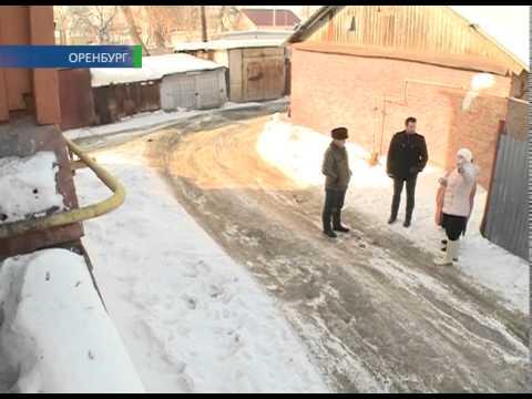 лед, снег, весна, крыша, протечка, ТСЖ, ЖКХ, коммунальная авария