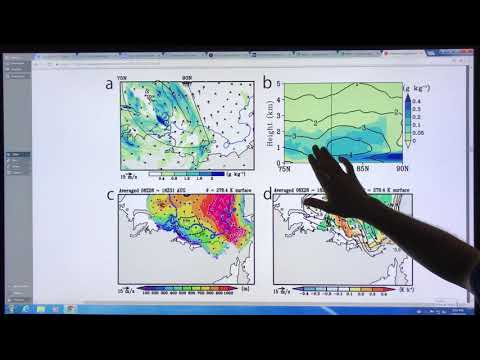 New Scientific Discovery: Siberian Atmospheric Rivers: Part 4 of 4