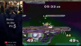 A Rookie playing in Grand Finals at a Tallahassee, FL tournament