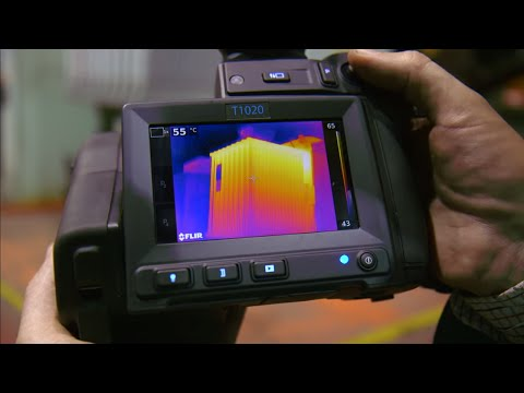 Introducing the FLIR T1K Thermal Imaging Camera