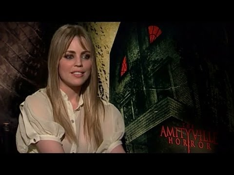 'The Amityville Horror' Interview