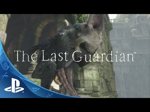 The Last Guardian - E3 2015 Trailer | PS4