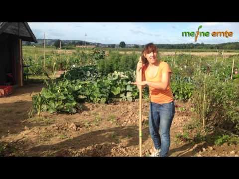 Gartengeräte richtig benutzen
