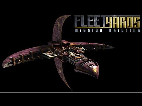 Centauri Vorchan Warship (Babylon 5) - Fleetyards Mission Briefing