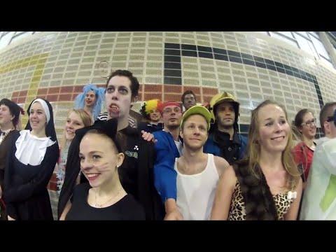 Tournoi déguisé Carnaval 2015