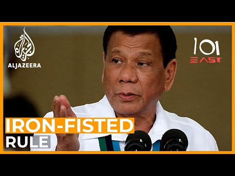 🇵🇭 Rodrigo Duterte: A President's Report Card | 101 East