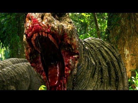 SCARY Dinosaur Roars!