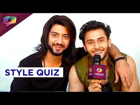 Kunal & Leenesh Take The Style Quiz