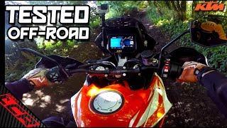 7. KTM 1290 Super Adventure R | Ultimate Off Road Adventure Bike?