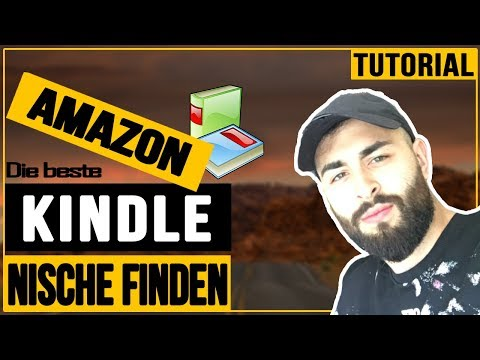 AMAZON KINDLE NISCHE finden: Wie du dein eBook erfo ...