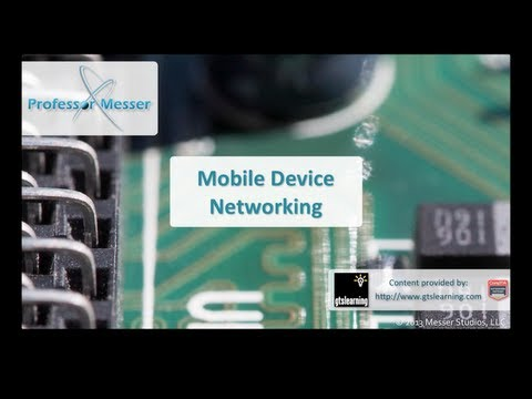 mobile device - If you're using a mobile device, then you'll need to have complete control over the wireless network settings. In this video, you'll learn about network opti...