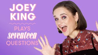 JOEY KING Talks The Kissing Booth 2, Her Most Embarrassing Moment, and More by Seventeen Magazine