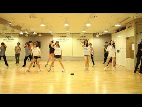 """KARA revela vídeo de práctica de baile potente para """"Mamma ... - photo#47"""