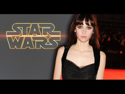 Felicity Jones in Star Wars & Jeremy Jahns visits! – Feb. 6th, 2015 – Meet the Movie Press