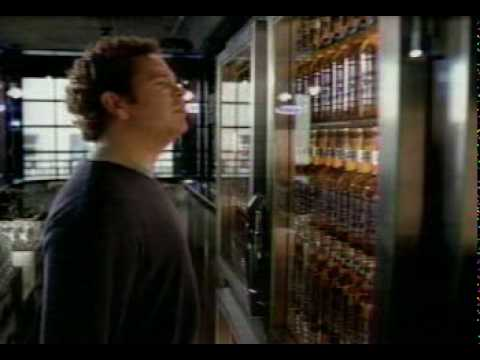 Banned Commercials - Bud Light - Guy opens 21 beers .mpg