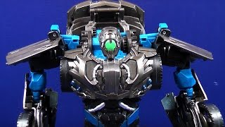 TRANSFORMERS 4 AGE OF EXTINCTION FLIP&CHANGE LOCKDOWN TOY REVIEW