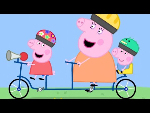 Peppa Pig English Episodes  Peppa Pig Celebrates International Women's Day  Peppa Pig Official